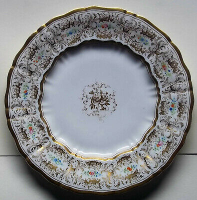 Teller Plate russian imperial Porcelain  Nicholas I