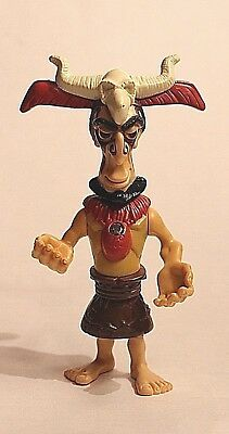 McDonalds Happy Meal 2005 Nickelodeon Tak Belly Juju Action Figure #5 by McDonalds