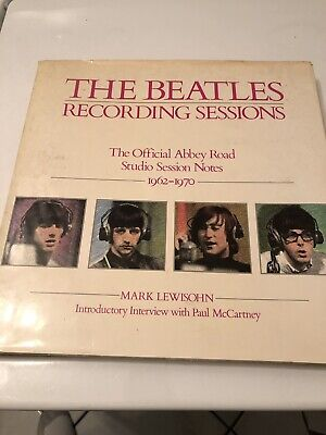 First addition the Beatles recording sessions the official Abbey Road studio...