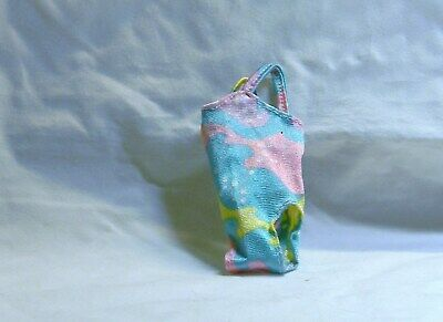 Barbie Doll Teen Size Pastel Colored Swimsuit