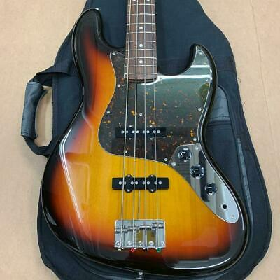 FENDER JAPAN JAZZ BASS JB62 3TS 1962 Model Erectric Bass