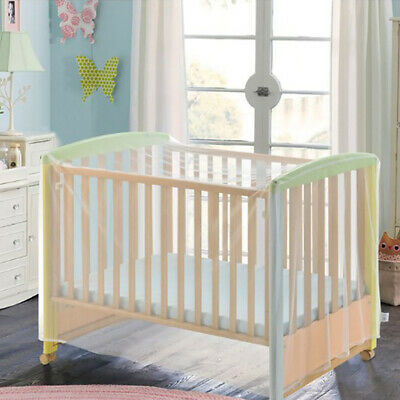 Mosquito Net Cot Summer Mesh Portable Home Crib Cover Foldable Baby Bedding