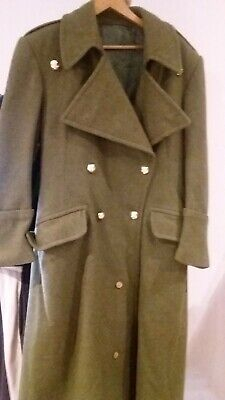 1968 Issued Australian Army Great Coat - Used only once in great condition