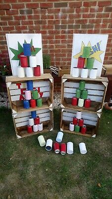 HIRE # Tin Can Alley Game summer school Fete Parties charity events