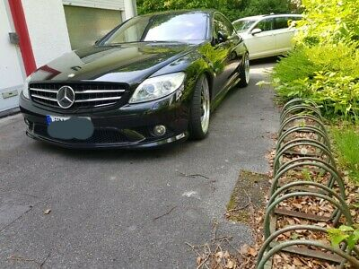 Mercedes-Benz CL 500 (CL63 AMG ) PAKET DISTRONIC NIGHTVISION Gas