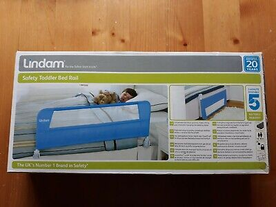 New Lindam Toddler Bed Rail boxed