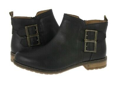 Barbour Sarah Leather Ankle Boots Size Uk 6