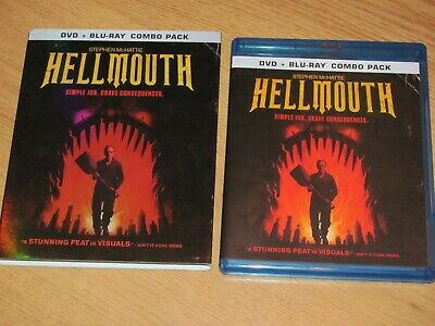 Hellmouth (2014) Blu-Ray + DVD Region A/1 with Slipcover