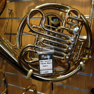 Pre-owned Lidl Double French Horn