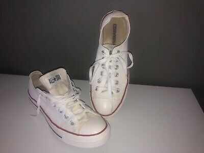 CONVERSE ALL STAR Chucks Sneaker low weiß Gr.39,5