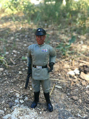 Custom Star Wars imperial officer removable cap