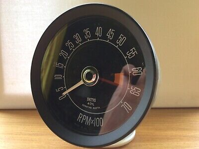 Triumph Dolomite Stag Mk1 2000 Smiths Tachometer / Rev Counter RVC Refurbished