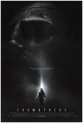 Prometheus 2012 27x40 Orig Movie Poster FFF-73777 Rolled Charlize Theron