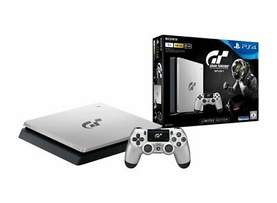 5 Spiele + Limited Edition PS4 - Playstation 4 1TB Gran Turismo Edition