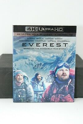 Everest   4K UHD Blu Ray Excellent