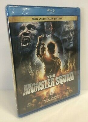 The Monster Squad (20th Anniversary Edition) (Blu-ray) SEALED ~SHIPS FAST~🥑
