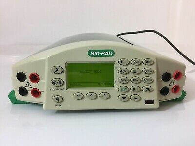BioRad PowerPac Universal Power Supply Electrophoresis, Bio-Rad Power pac!