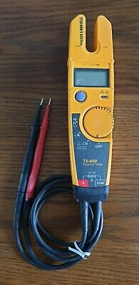 Fluke T5-600 Voltage Continuity Current Tester Electrical