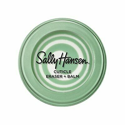Sally Hansen Salon Manicure Cuticle Eraser Plus Balm, Packaging May Vary