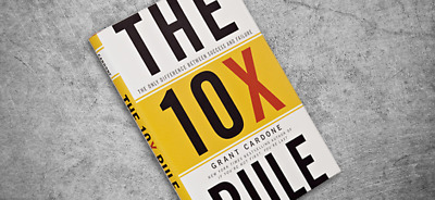 The 10XRule The Difference Between Success and Failure Grant Cardone [AUDIOBOOK]