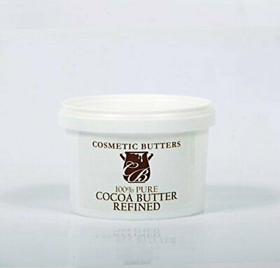 Cocoa Butter Deodorised - 100 Pure and Natural - 500g