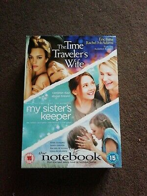 The Time Travelers Wife/My Sisters Keeper/The Notebook Box Set (DVD)