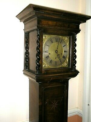 Antique Grandmother Clock