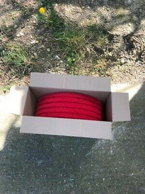 15 inch Rotary Floor Pads for scrubbing/polishing/buffing - BOX OF 5 RED