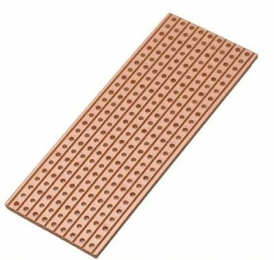 20 x COPPER STRIPBOARDS STRIP BOARD 25X64MM ELECTRONICS PROTOTYPE PCB VERO BOARD