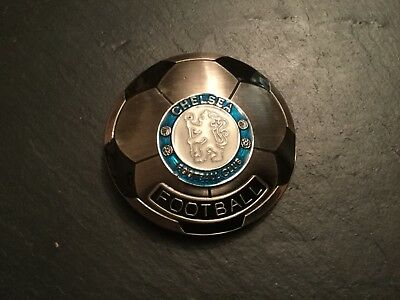 CHELSEA FOOTBALL CLUB New Metal BELT BUCKLE English Premier League Soccer