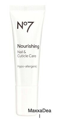 3x  No7 Nourishing Nail Cuticle Care 10ml (3x10=30ml)
