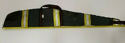 Scoped Rifle Case Made From Re-purposed Firefighter Turnout Gear FastShip !!!