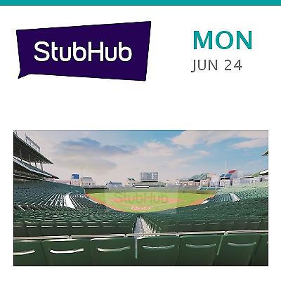 Atlanta Braves at Chicago Cubs Tickets (Cubs Bucket Hat Giveaway) T... - Chicago