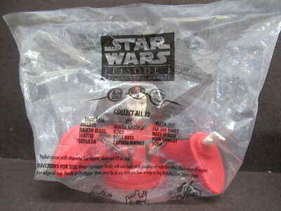 Amidala 1999 Taco Bell Kfc Pizza Hut Star Wars Episode I Collector Cup Nib Ty577