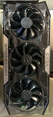 BARELY USED) EVGA GeForce GTX 1070 FTW Gaming ACX 3 0 8GB