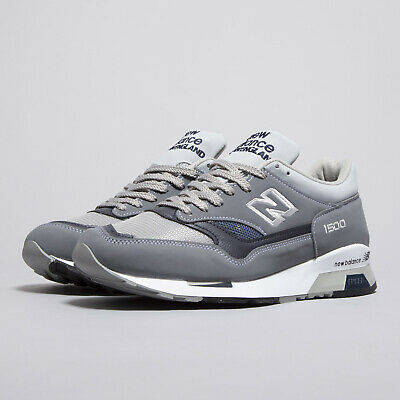 buy online e94fa 7d776 NEW BALANCE 1500 M1500UKG Size 11.5 Grey UK Made Solebox Hanon Undefeated