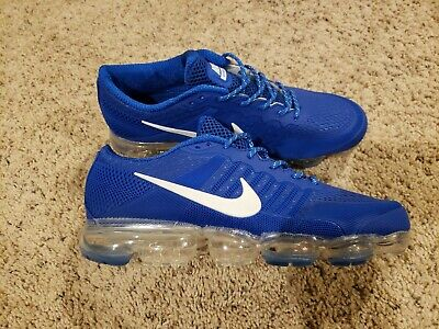 MEN'S NIKE AIR VAPORMAX FLYKNIT/ Size 11 / BLUE