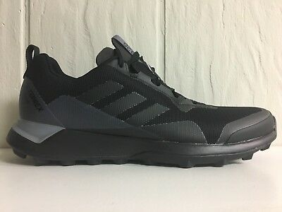 ADIDAS TERREX CMTK Gore Tex GTX BY2770 Outdoor Hiking Shoes Black Mens Size 11