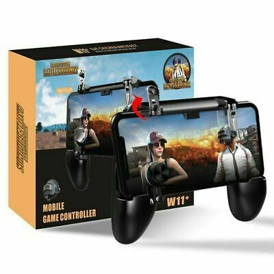 W11+ PUBG Mobile Phone Wireless Gamepad Trigger Remote Controller Joystick Fast