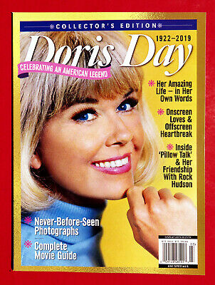 Farewell To Doris Day Life Of An American Legend Special Collectors Edition 2019