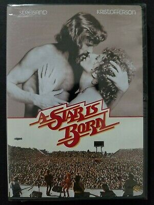 A Star Is Born (DVD, 2005) Barbra Streisand Kris Kristofferson 1976 Region 1 NEW