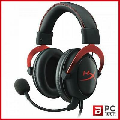 [KHX-HSCP-RD] HyperX Cloud II - Pro 7.1 Gaming Headset (Red)