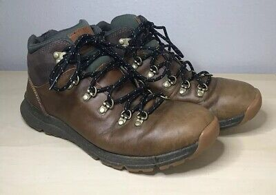 e5ead5b3097 NEW IN BOX Mens Leather Danner Mountain 503 Hiking Boots Black 9 ...