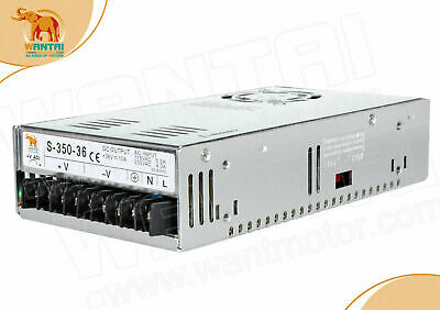 EU gratis, WANTAI DC Power Supply 350W 36V 0 ~9.7 a CNC Router Kit stampante