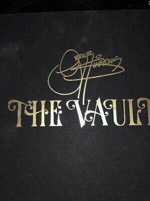 Gene Simmons Vault Book