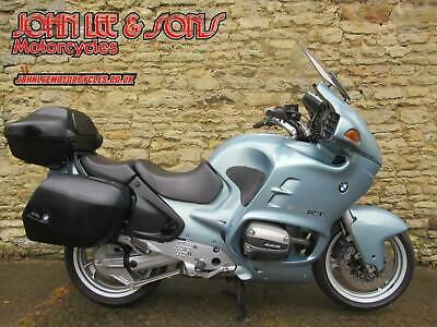 BMW R1100 RT, 1999 MODEL, FSH, 55987 Miles, IMMACULATE!