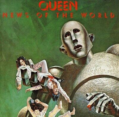 Queen News of the World Deluxe Edition Remastered 2 CD NEW unsealed