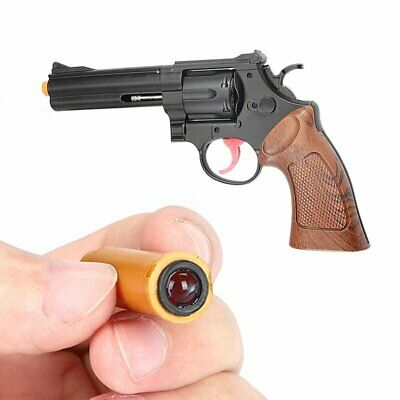 Revolver Water Gel Ball Toy Pistol Blaster Gun Crystal Bullets Outdoor Gift EU