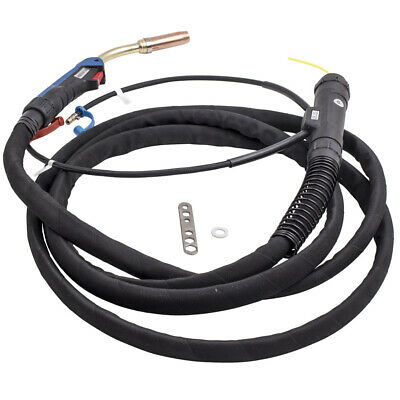 Welding Torch water cooled MB 501 550A hose package inert gas 5m MIG MAG Nuovo