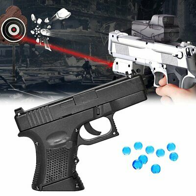 Toy Gun Gel Ball Water Pistol Sniper Crystal Bullet Shooting Toy Gift For Kid EU